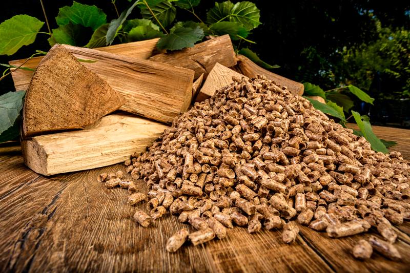 pellets para tu hogar