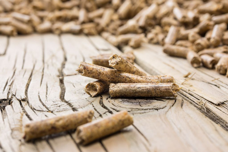 almacenar pellets en tu vivienda
