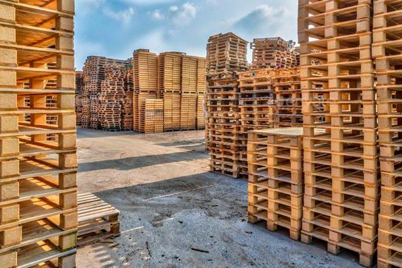 importancia de los palets en los sectores de la logística